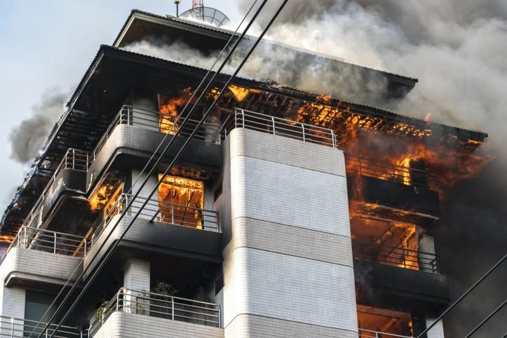 pzu zgłoszenie szkody ogniowej w mieszkaniu