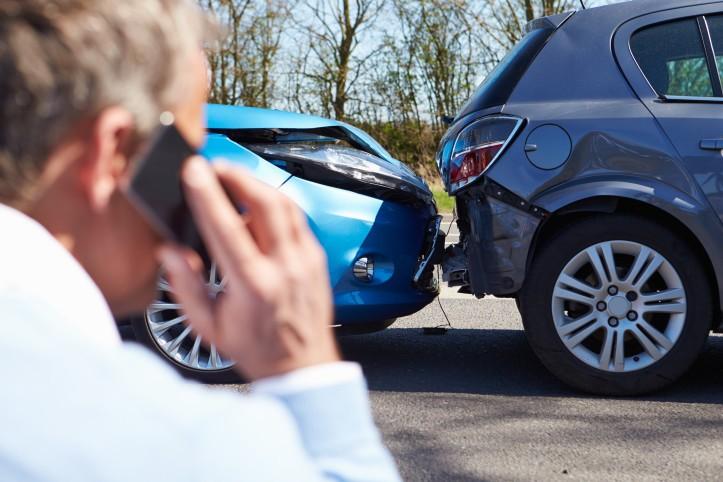 Zgłoszenie szkody Concordia - szkoda w samochodzie